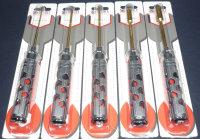 INK HONEYCOMB 180mm MUTTERN STECKSCHLÜSSEL 7.0mm TITAN BESCHICHTET  # DTT03004