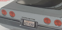 "KAROSSERIEBAUSATZ ""CHEVROLET CORVETTE C4"" 1:10 UNLACKIERT 200MM BREITE # 10190"