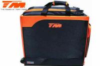 TEAM MAGIC RACING BAG TRANSPORT TASCHE TROLLEY 1/10 MIT ROLLEN & GRIFF # 119212