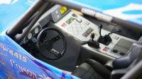YEAH RACING - BEWEGLICHES MINIATUR LENKRAD FÜR CRAWLER SCALE DRIFT  # YA-0539