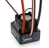 HOBBYWING EZRUN MAX10 60A 2-3S LIPO BRUSHLESS 3300kV COMBO SENSORL. # HW38010203