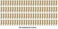 GOLDKONTAKTE GOLDSTECKER GOLDBUCHSEN 2mm 3,5mm 4mm 5mm...