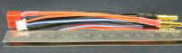 RC CAR 2S 4/5mm-DEAN T LIPO LADE ADAPTER KABEL XH BALANCER KABEL # DTC07096-1
