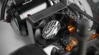 YEAH RACING HIGH SPEED TURBO RC TW LÜFTER HV 40mm 8.4V/2S TORNADO FAN # YA-0534