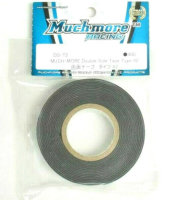 MUCHMORE RACING DOUBLE SITE TAPE DOPPELKLEBEBAND 2,5M 20mm breit # DS-T2