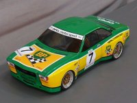 OPEL COMMODORE B/GSE YOUNGTIMER LEXANKAROSSERIE 1:10...