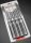 RC CAR SECHSKANT HSS WERKZEUGSET 1,5 / 2,0 / 2,5 / 3,0mm SCHWARZ # DTT11027BK