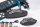 CARBON / ALUMINIUM TT-01 / TT-01E FERTIG VORMONTIERT INKL. KUGELLAGER TUNING  & ALU DÄMPFER # PMM03