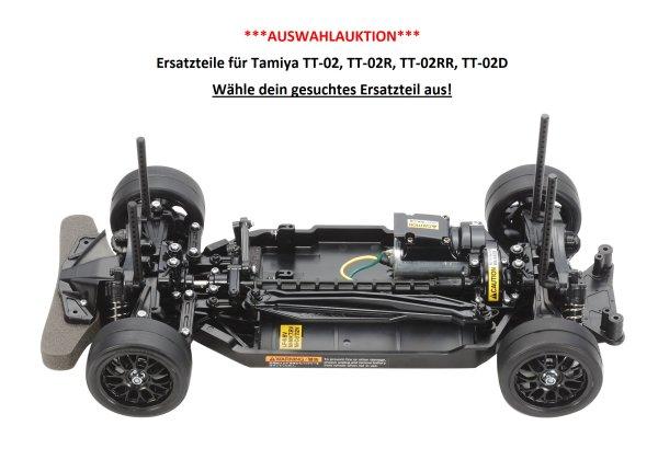 ERSATZTEILE FÜR TAMIYA TT-02 CHASSIS - Wähle aus !