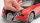 "RC CAR KAROSSERIE 1:10 ""SUPER CAR 1000"" IN ROT 190MM BREIT # JLR90"