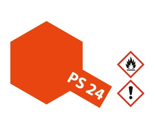 PS-24 Neon Orange
