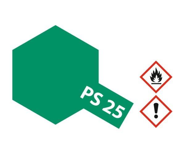 PS-25 Mittel Grün