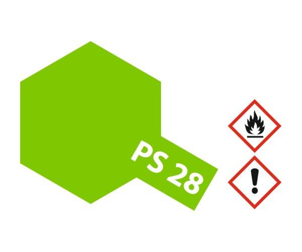 PS-28 Neon Grün