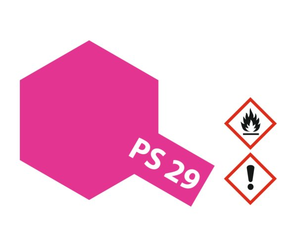 PS-29 Neon Pink