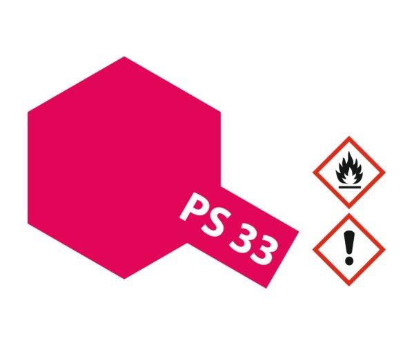 PS-33 Kirsch Rot