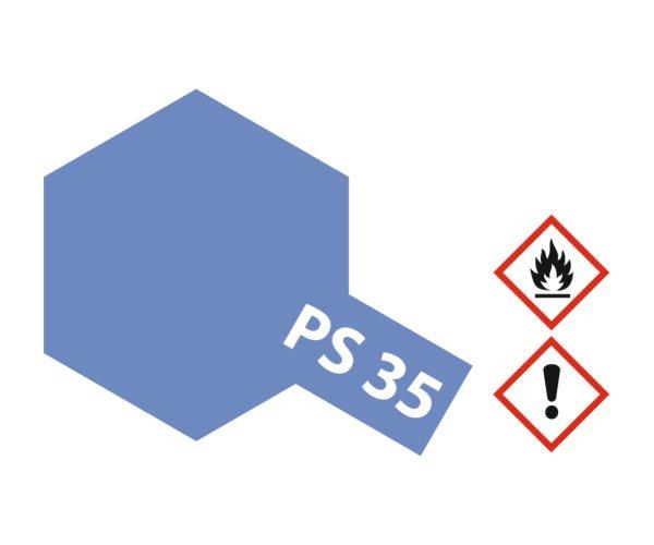 PS-35 Blau Violett