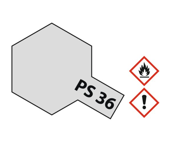 PS-36 Transluscent Silber