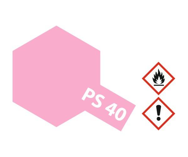 PS-40 Transluscent Pink