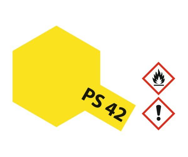 PS-42 Transluscent Gelb