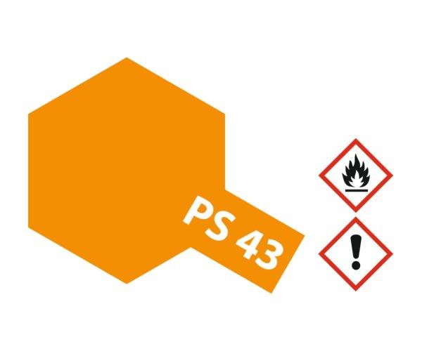 PS-43 Transluscent Orange