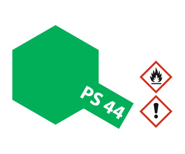 PS-44 Transluscent Grün