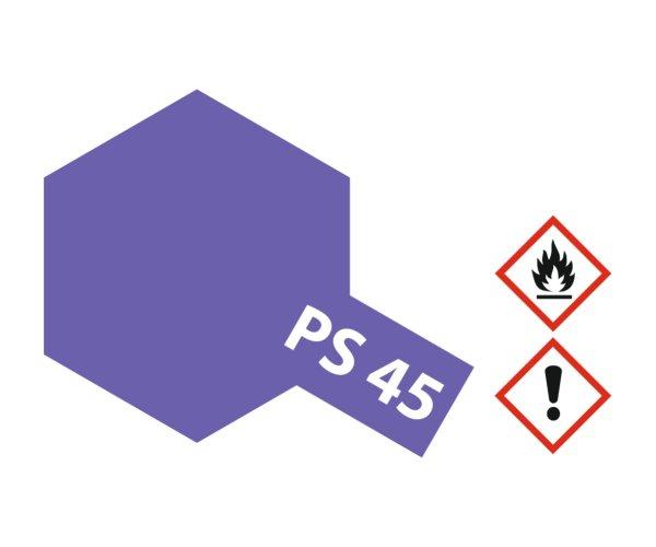 PS-45 Transluscent Violett