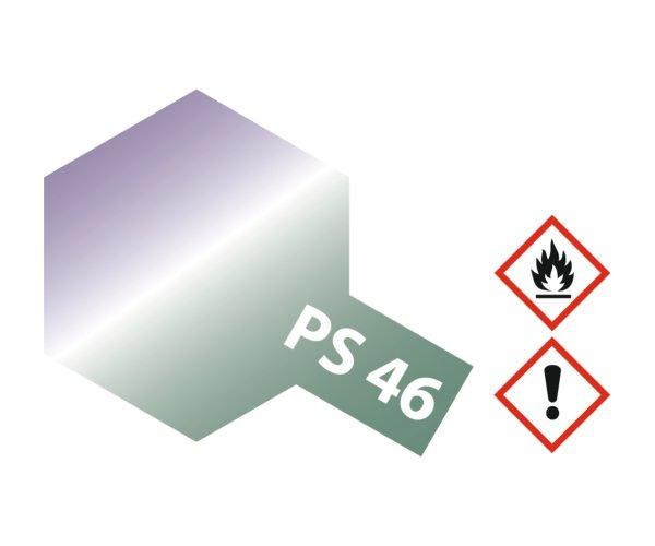 PS-46 Grün/Violett Flip-Flop