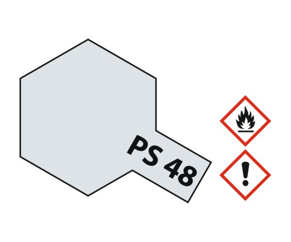 PS-48 Alu Silber (Chrom)