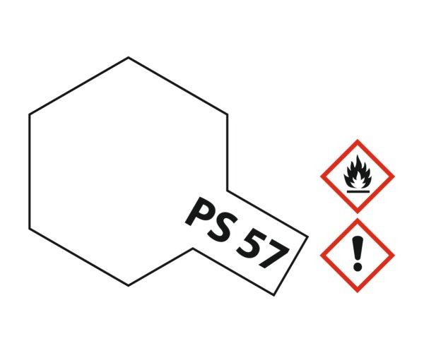 PS-57 Perleffekt Weiss