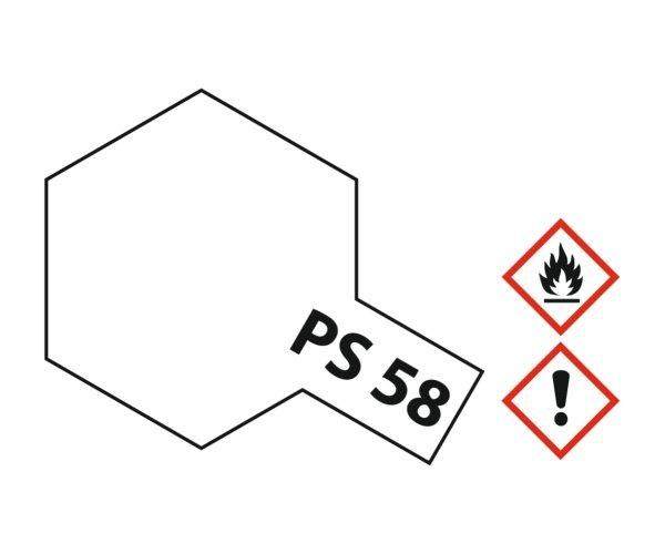 PS-58 Perleffekt Klar