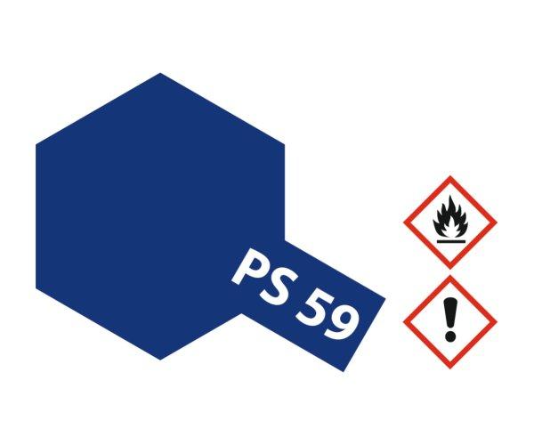 PS-59 Metallic Blau RB