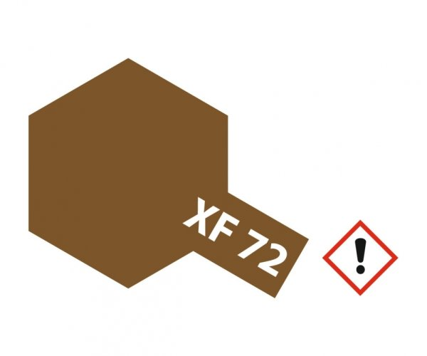 XF-72 Braun matt