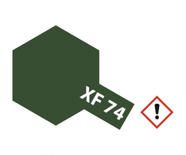 XF-74 Braunoliv matt (Oliv. Drab)