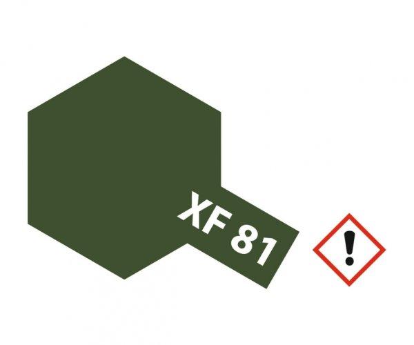 XF-81 Dunkel Grün 2 RAF matt